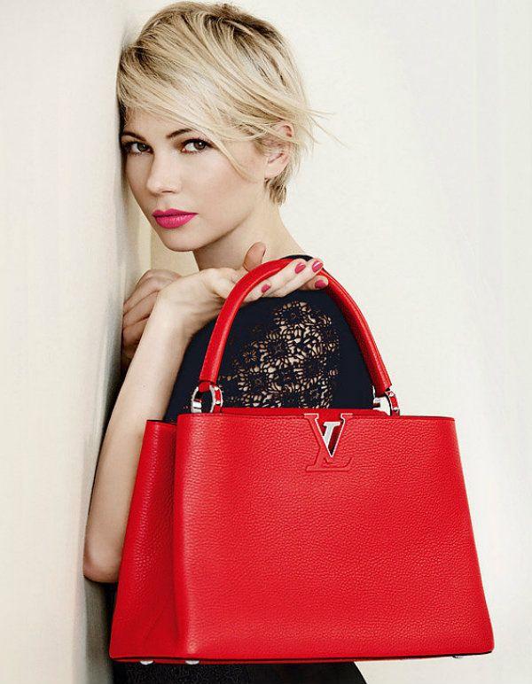84010039e1 I love her new campaign for Louis Vuitton. Louis Vuitton Handbags