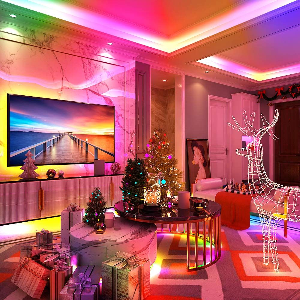 Dreamcolor Govee Wireless Assistant Waterproof Strip Lighting Led Strip Lighting Led Lighting Home
