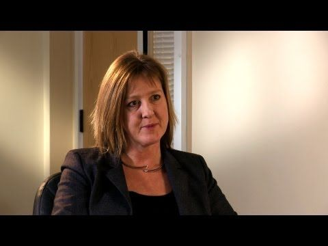 Interview with Alison Cooper, Chief Executive of Imperial Tobacco Group