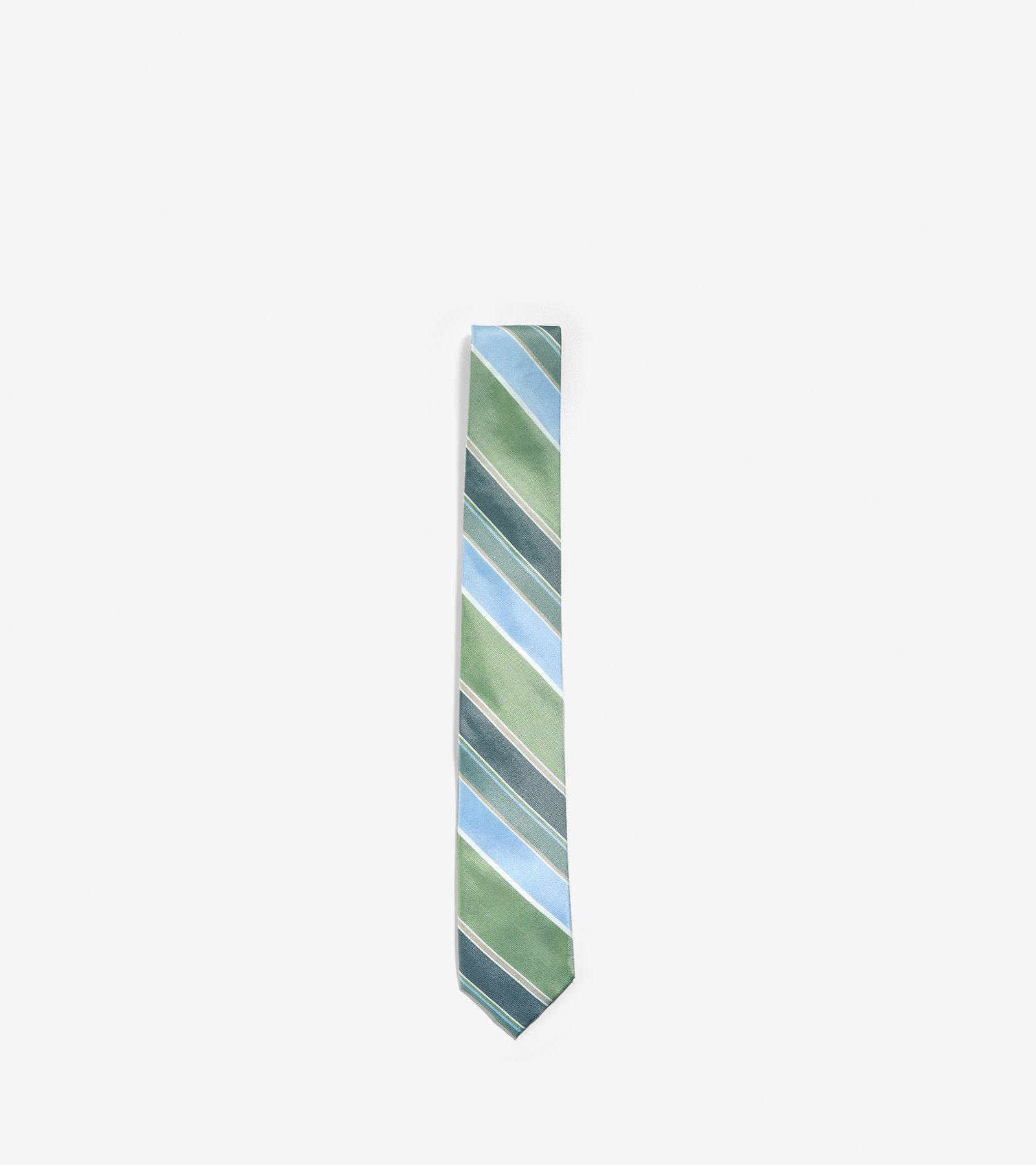Sailboat Stripe Tie
