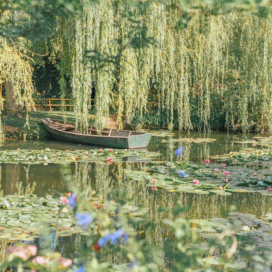 My Visit to the Beautiful Monet's Garden in Giverny, France -  Monet's Garden ...