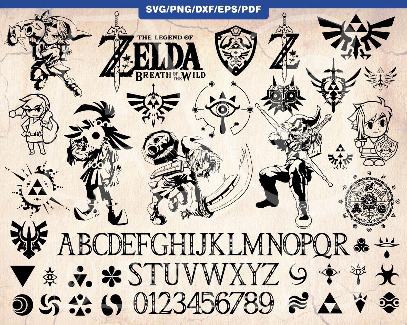 Zelda Wii U Breath Of The Wild Official Screenshots Zelda Tattoo Legend Of Zelda Tattoos Legend Of Zelda Breath