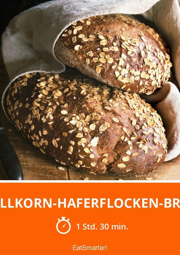 Photo of Whole-grain oatmeal bread