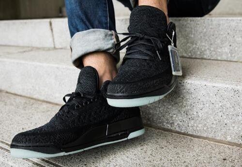 a0a7ccb727051 Nike Air Jordan 3 Flyknit Size 11.5 Mens New AQ1005-001