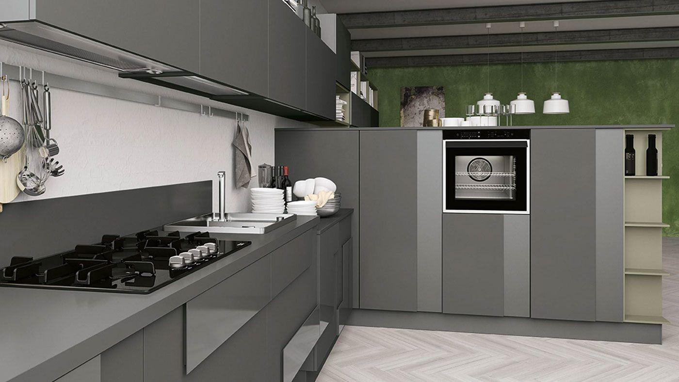 Creativa LUBE on Behance | Home decor, Kitchen cabinets, Kitchen
