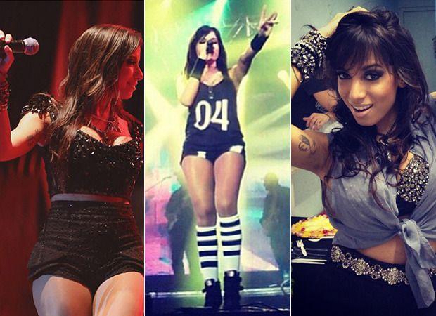 Prepara: stylist de Anitta, Livia Lemos conta segredos do estilo 'sexy esportivo' da cantora de Show das Poderosas | Chic - Gloria Kalil: Moda, Beleza, Cultura e Comportamento