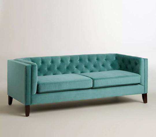 Stupendous Velvet Sofas Under 1000 Shopping Guides Sofa Velvet Cjindustries Chair Design For Home Cjindustriesco