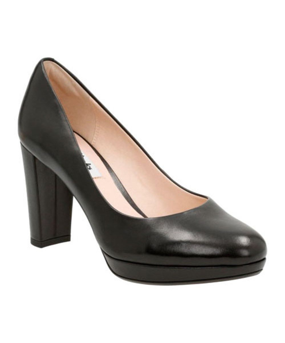 Clarks Kendra Sienna black leather desde 39,96 € | Compara