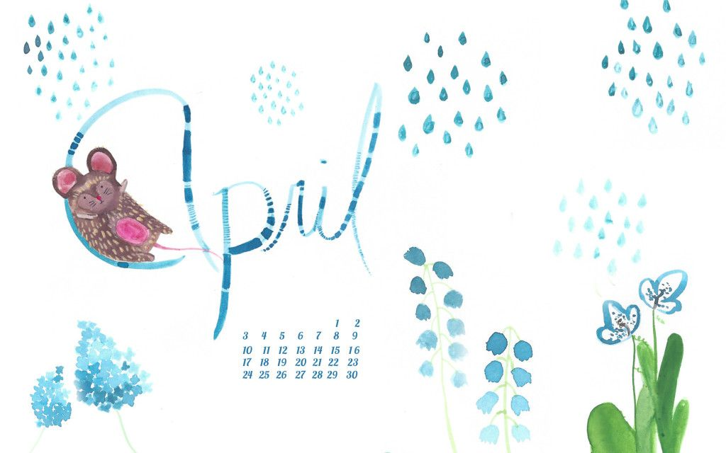 Desktop Calendar April 2016 april 2016 desktop and iphone wallpaper | desktop backgrounds