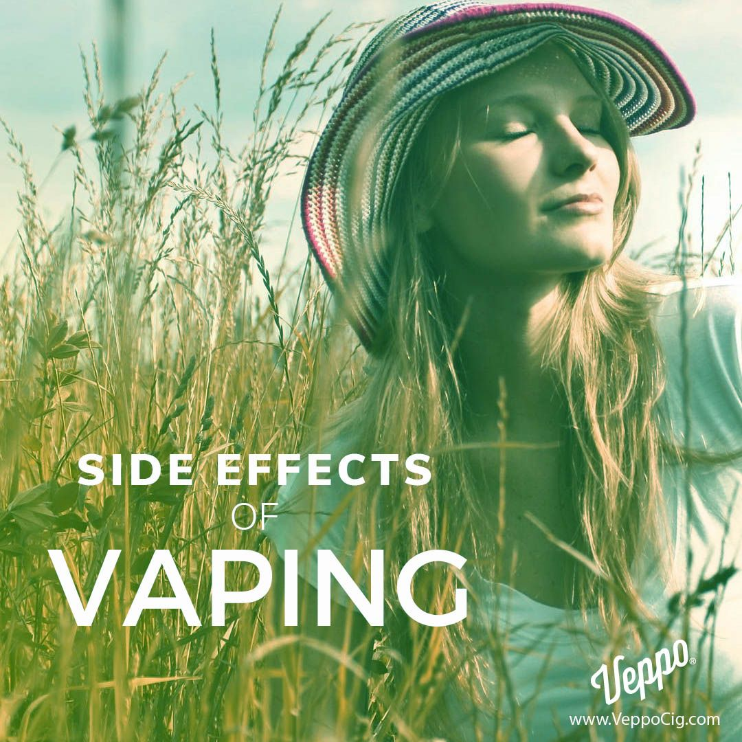 How To Prevent The Most Common Side Effects Of Vaping Dry