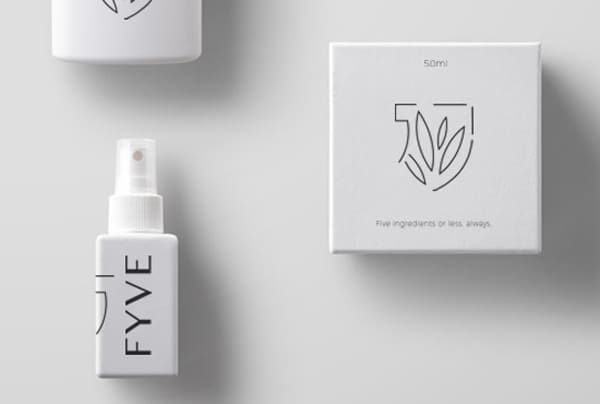 Design Sleek, Stylish And Modern Packaging Label