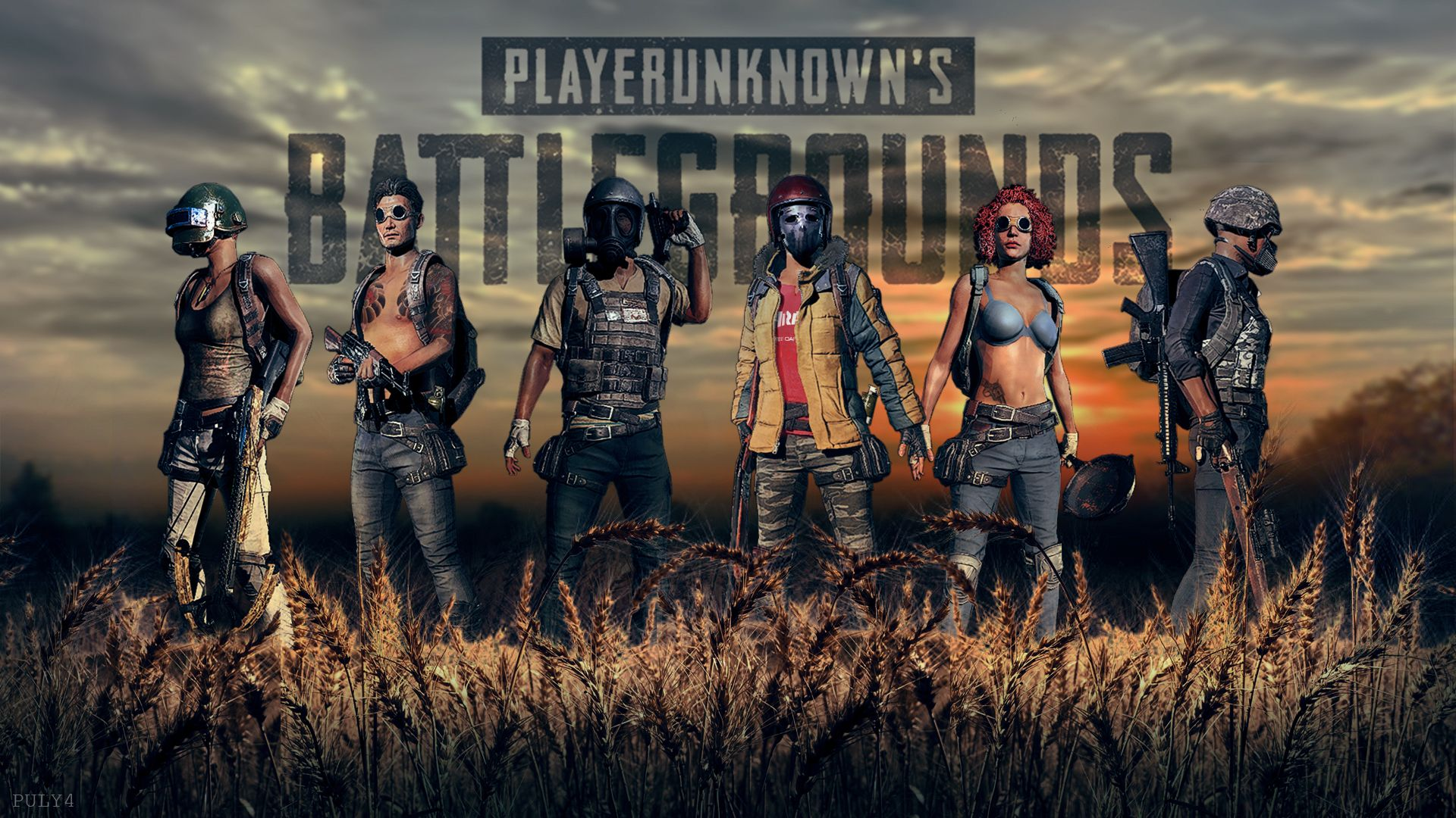 Pubg Wallpapers High Quality Resolution On Wallpaper 1080p Hd