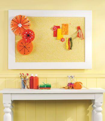 Yarn Wrapped Wall Art | Kids Crafts | Pinterest | Yarns, Walls and ...