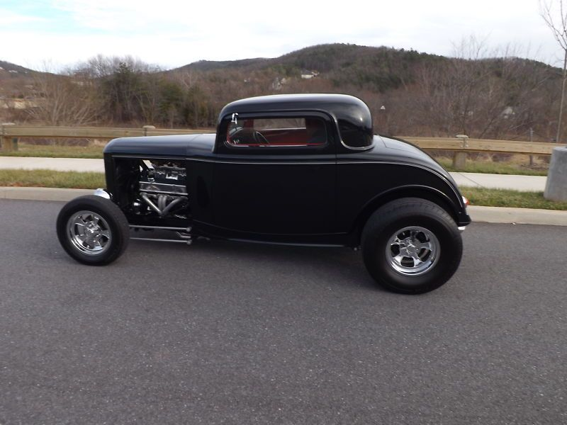 Ford : Model A 1932 outlaw performance 3 window coupe | Hot Rods ...