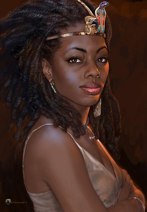 Belles noires