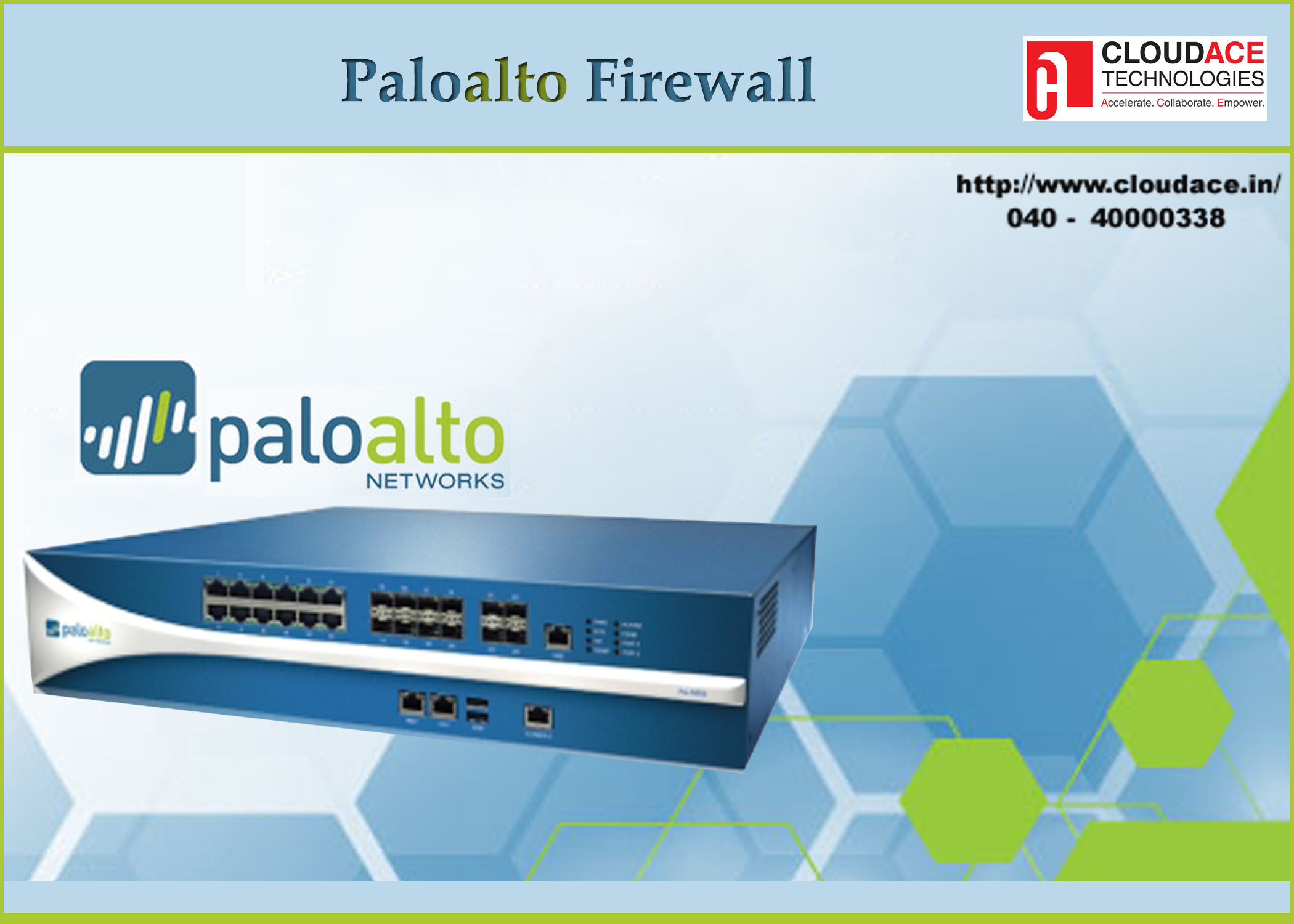 #CloudAceTechnologies is offering #Palo Alto Networks, Inc. is an #American network #Security company based in Santa Clara, #California. http://www.cloudace.in/solution/palo-alto-firewall/