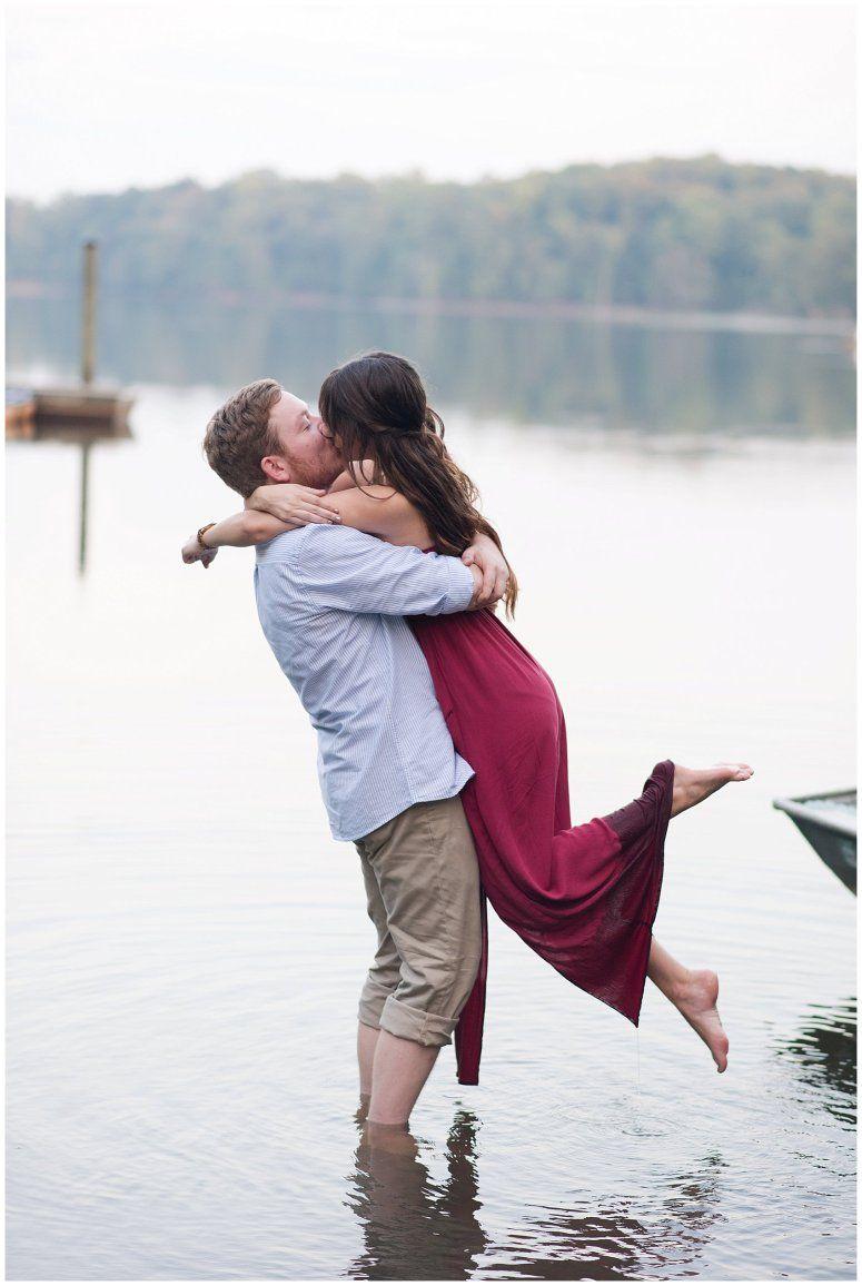 Emma & Brandon | Boat engagement photos, Engagement session and ...