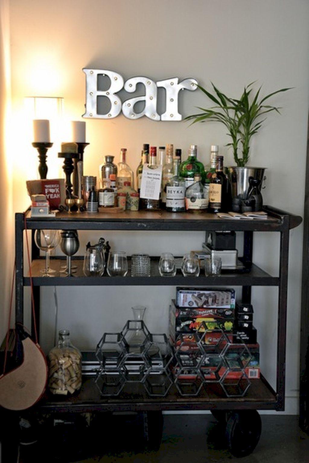 Rudi Blog: Apartment Mini Bar Designs For Living Room