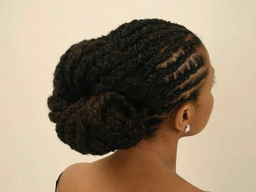 How To Maintain Your Wedding Hairstyle: Locs Care And Maintenance Tips
