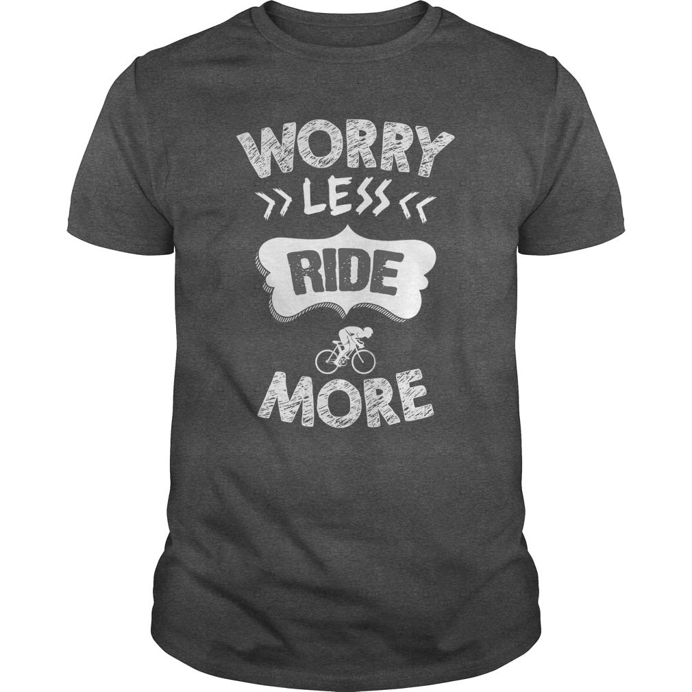 Worry less  Cycling  0516