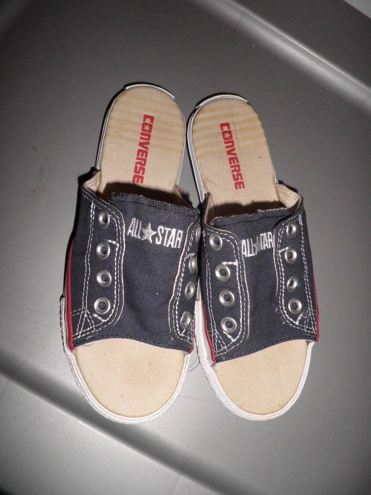Converse All Star Sandals in Navy Size Women's Size 6