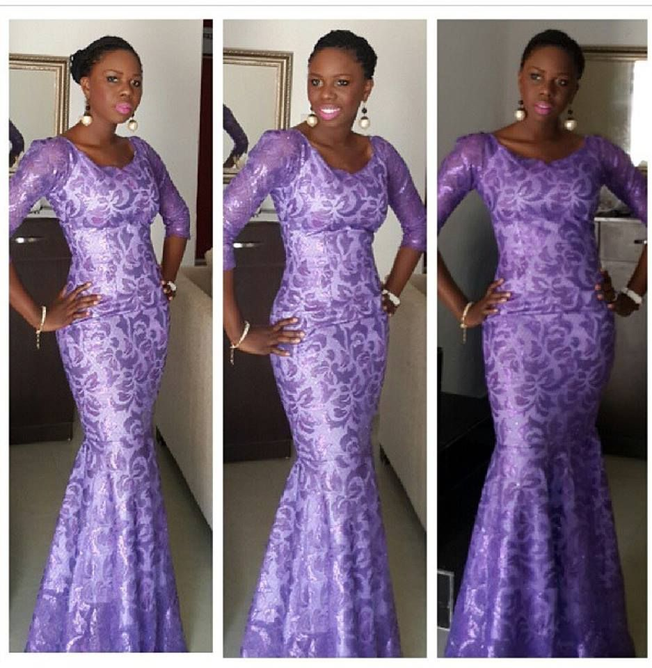 Kitchen Party Subira Wahure Official African Couture Blog Long Dresses