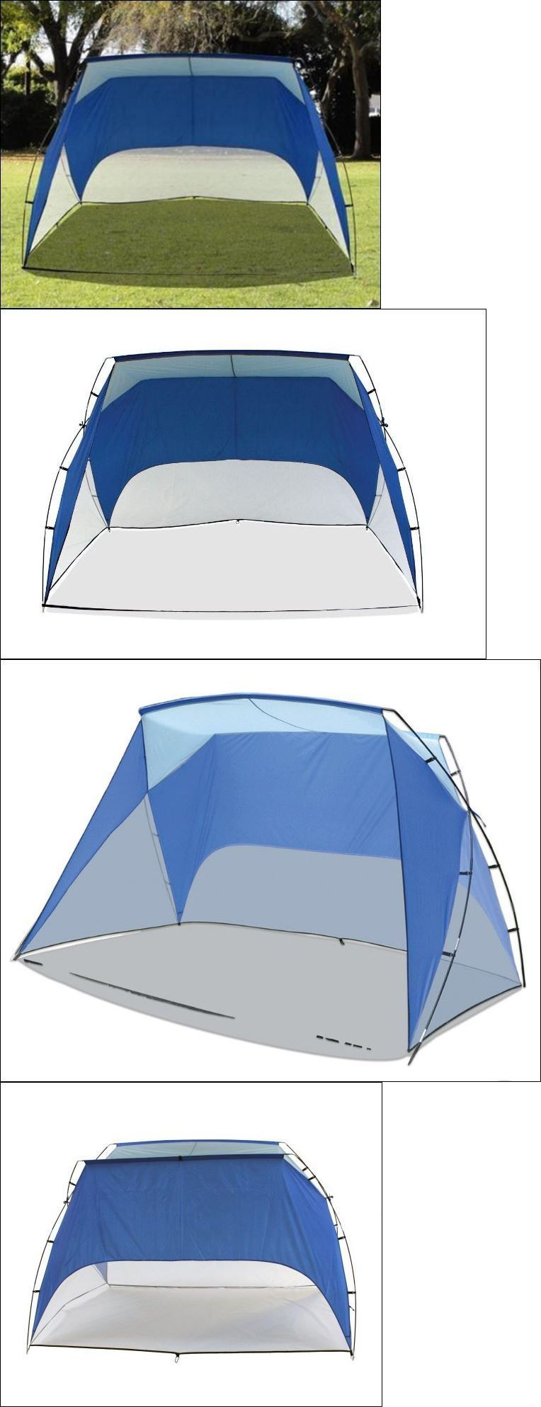 Canopies and Shelters 179011 Sun Shade Tent Beach Cabana Sports Umbrella Personal Sideline Portable Shelter  sc 1 st  Pinterest & Canopies and Shelters 179011: Sun Shade Tent Beach Cabana Sports ...