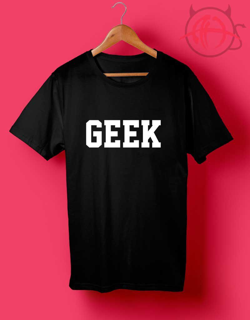 Trend Fashion Geek Quotes T Shirt Agilenthawking Outfit T