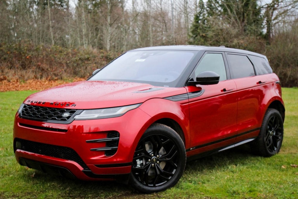 New 2020 Land Rover Range Rover Evoque Dynamic With