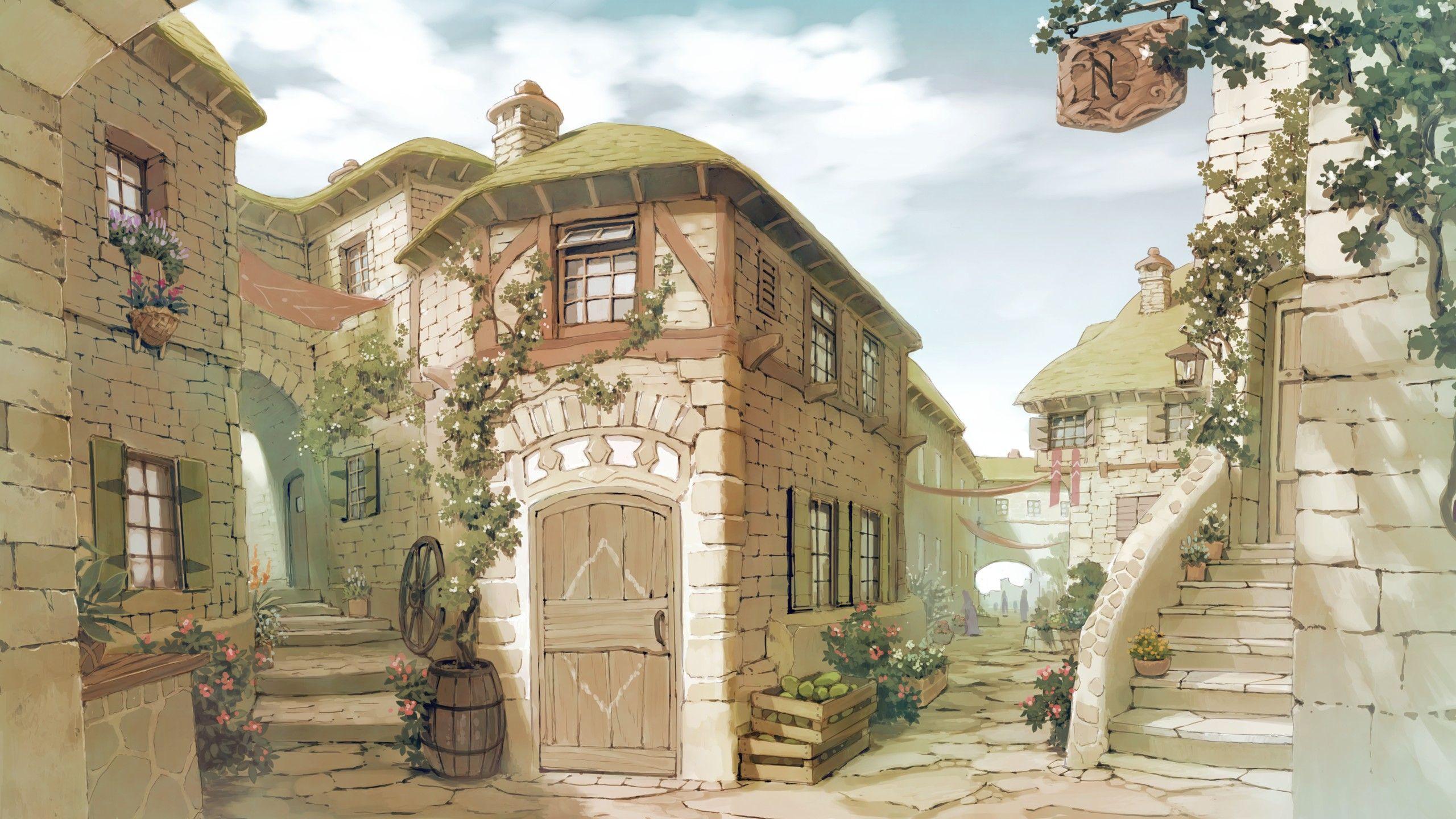 Atelier Meruru Wallpaper Hd Wallpapers (High Definition