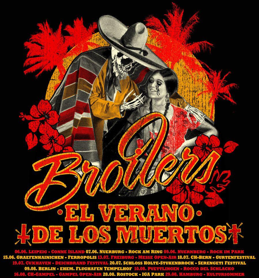 Broilers -- SommerFestivals 900×968