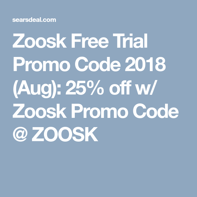 free zoosk subscription