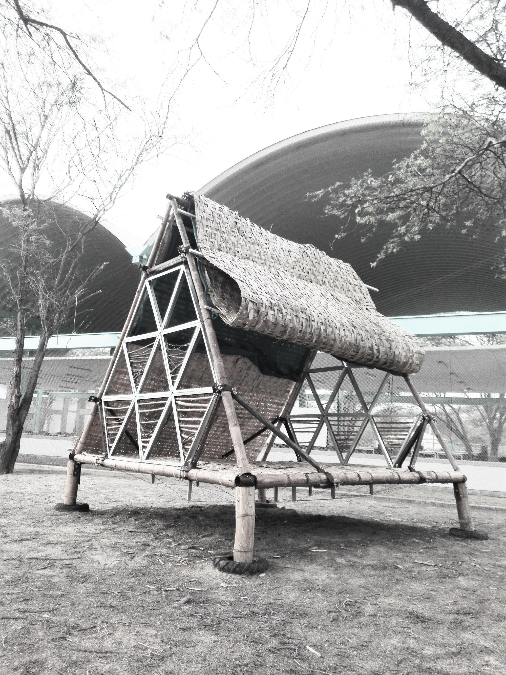 Galer a de arquitectura de transici n un refugio para - Que es un porche en arquitectura ...