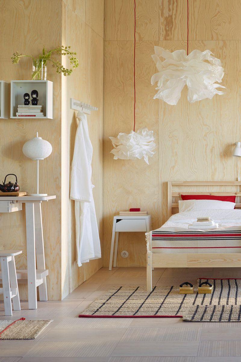 Tarva Bettgestell Kiefer Luroy Ikea Deutschland Bettgestell Ikea Inneneinrichtung
