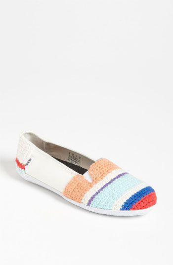 Vans Krochet Kids Bixie Crochet Slip On Nordstrom Slip On Slip On Shoes Shoes