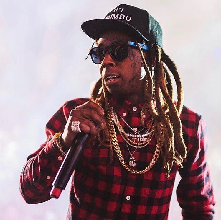 """Lil Wayne Lifestyle on Instagram: """"� . . . #lilwayne #liltunechi #weezy #weezyfbaby #goat #bestrapperalive #rap #hiphop #tattoos #dreads #fashion #youngmoney…"""""""