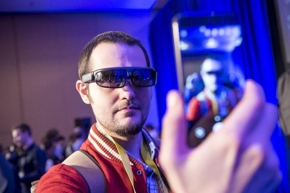 Where's The Market For 3,500, Ruggedized Smart Glasses