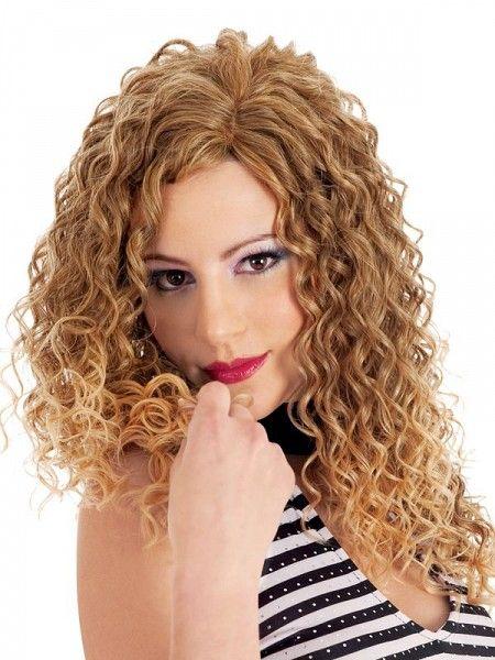Dare Spiral Curls Fun Red Wig Wigs Pinterest Spiral