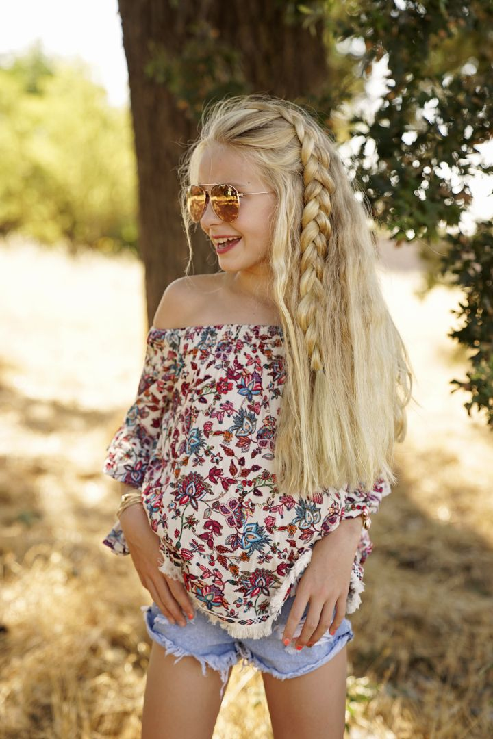 Pin On Girls Tween Tween Fashion Boho Style