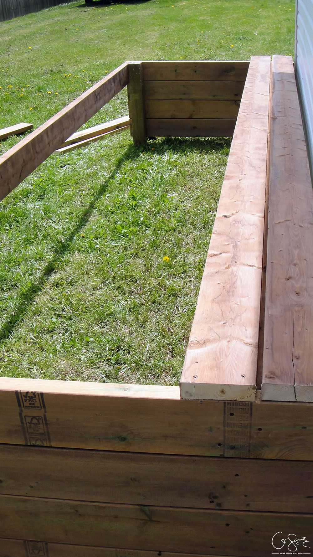 Building a Raised Garden Bed Building a raised garden