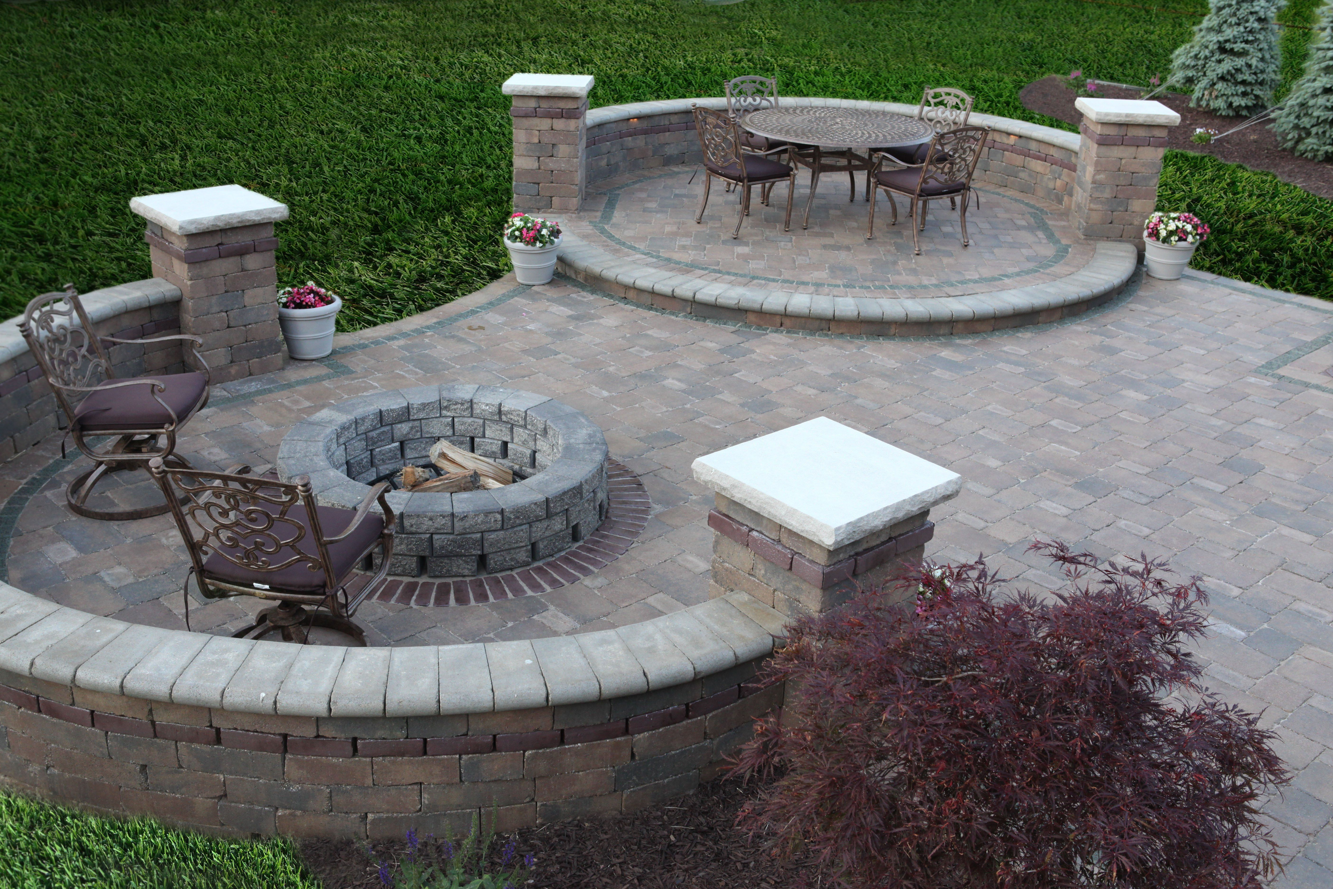 Interesting Brick Patio Patterns For Your Outdoor Patio Ideas