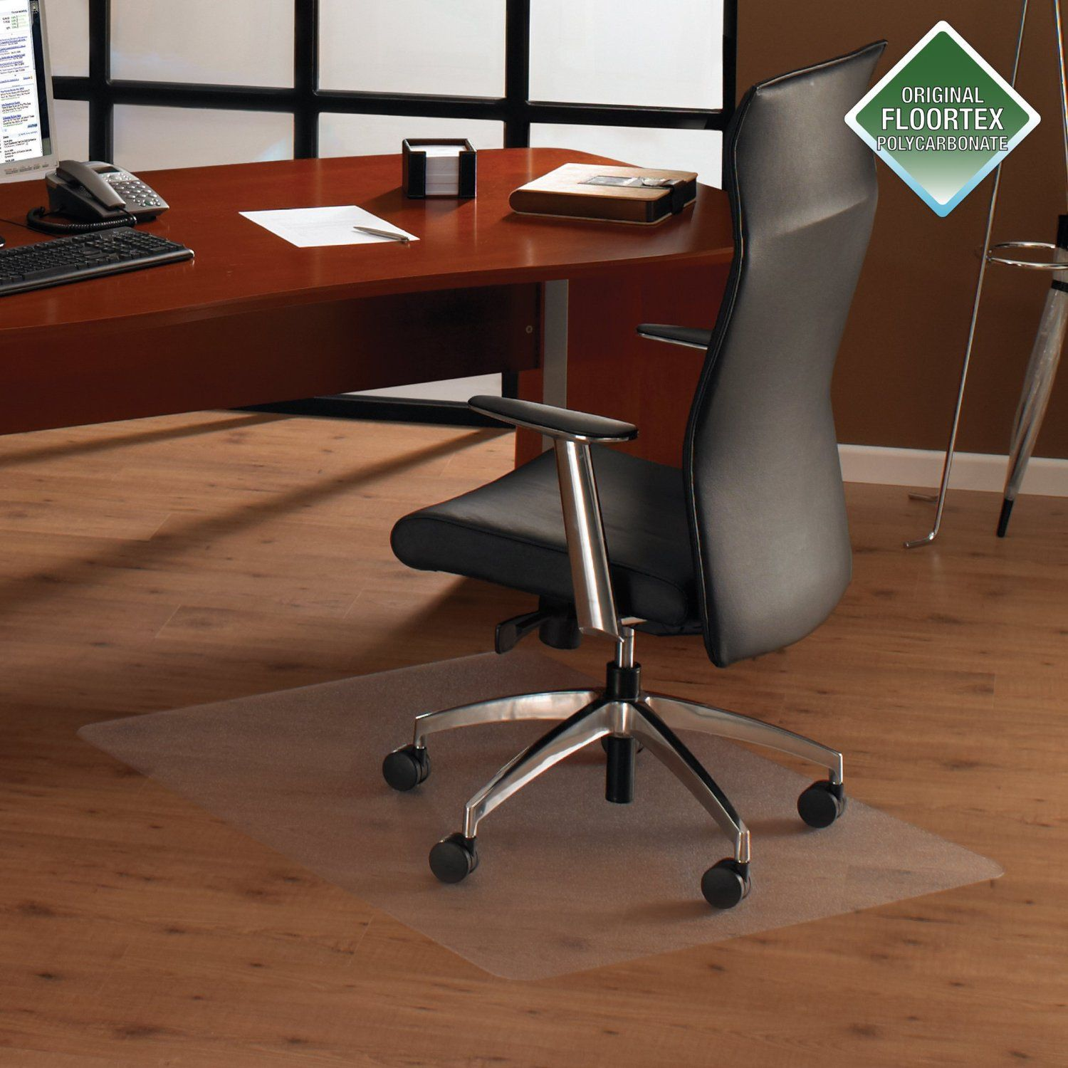 premium floors chair sturdy slip hardwood non mat product x quality floor transparent for desk yoshiko