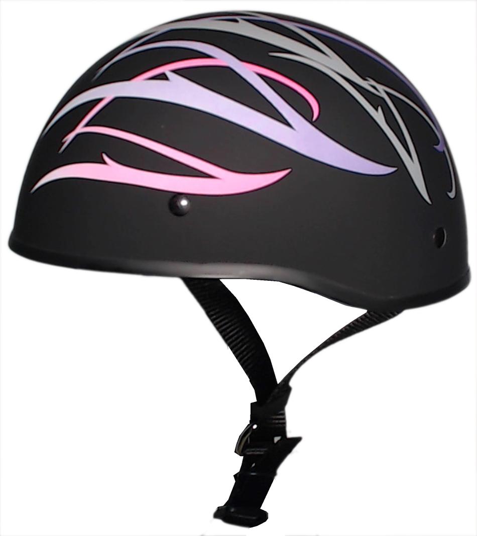 776246348bf SOA inspired DOT Beanie Pink   Purple Flat Black No Peak ...