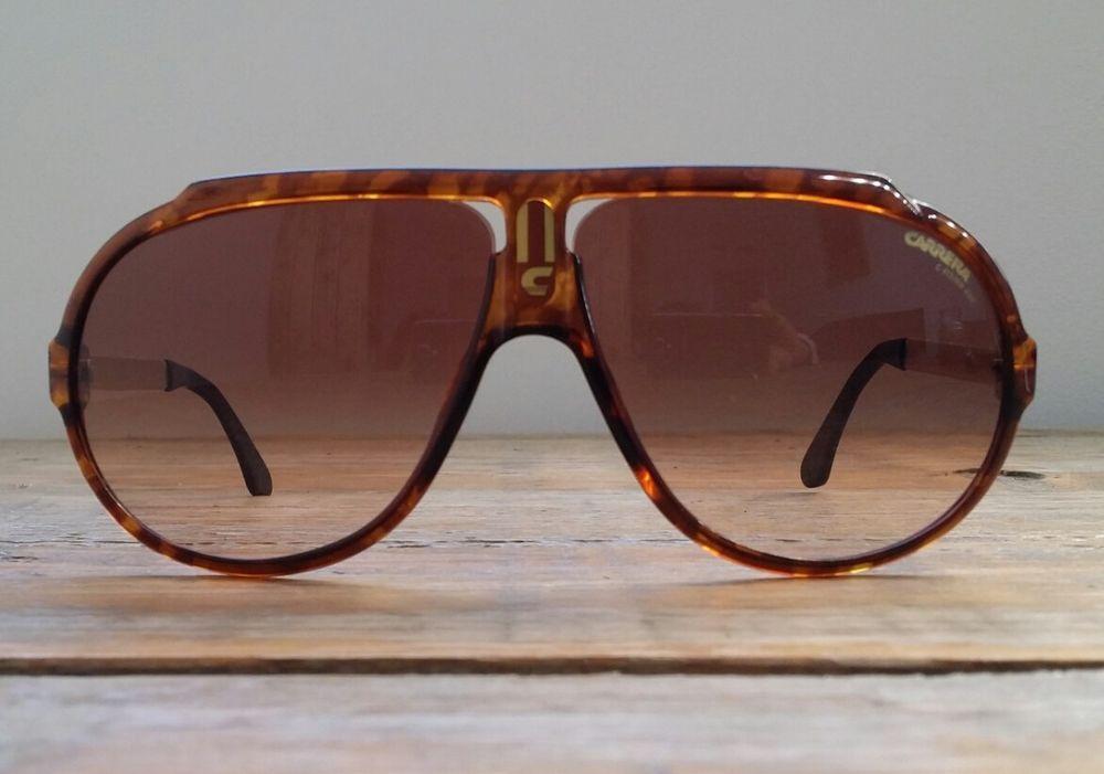 254a5955901b1 vintage CARRERA 5512 - C-vision - MIAMI VICE rare glasses Austria 80s Big