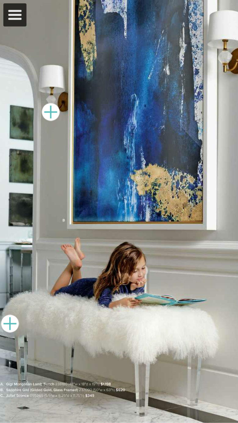Have You Seen The New Lookbook For High Fashion Home? U2013 Design Indulgences