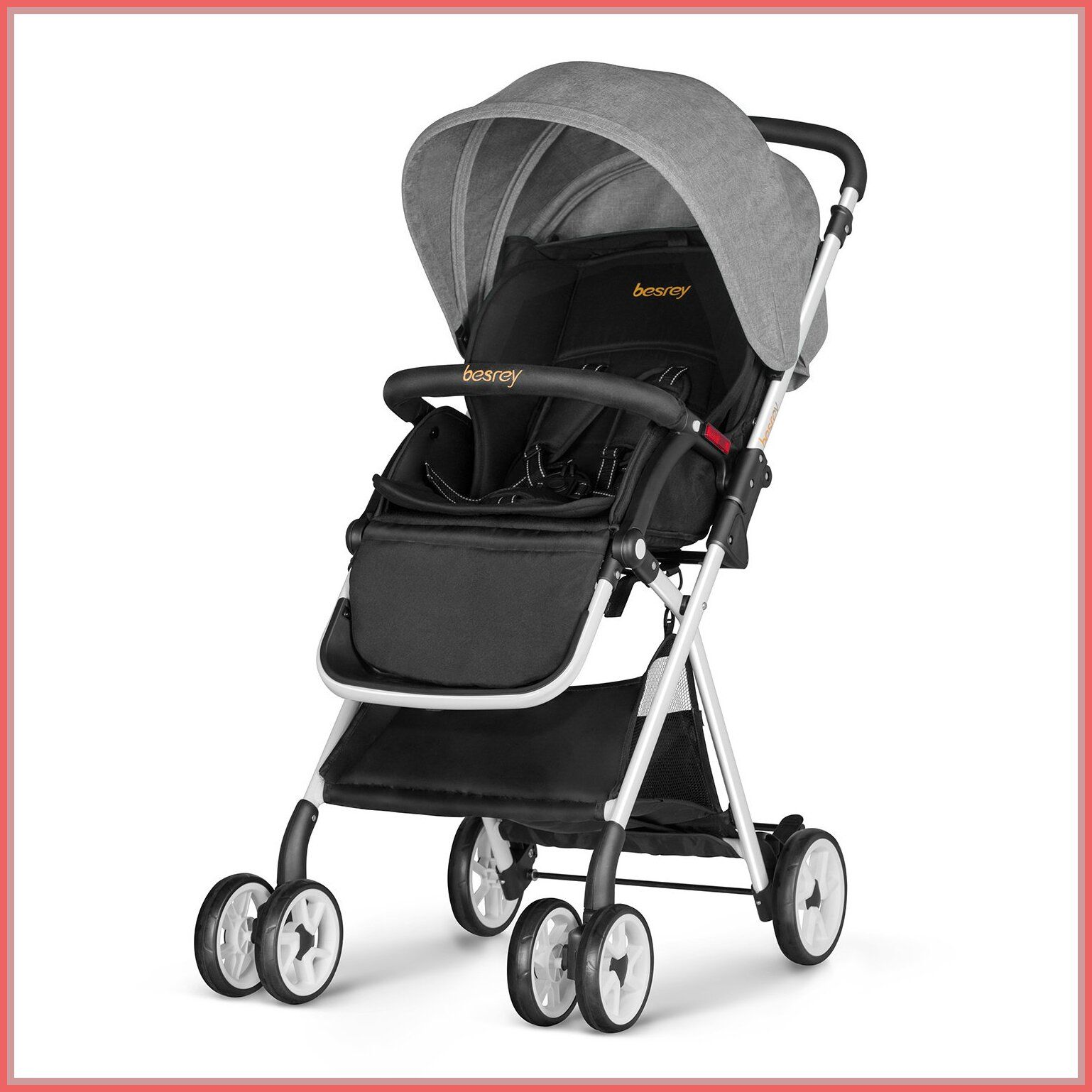 73 reference of lightweight stroller folding in 2020