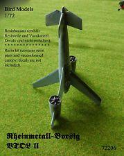 Rheinmetall-Borsig VTOL II 1/72 Birdmodels Resin kit / resin