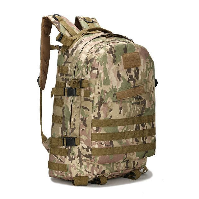 40L Molle Military Backpack Waterproof Military Assault Backpack ...