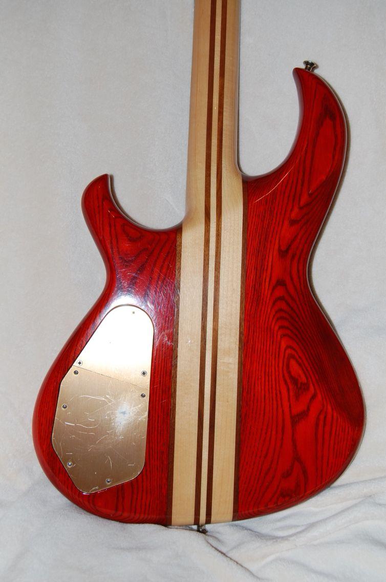 1984 Aria Pro Ii Sb 1010 Bass Guitar Bass Guitar