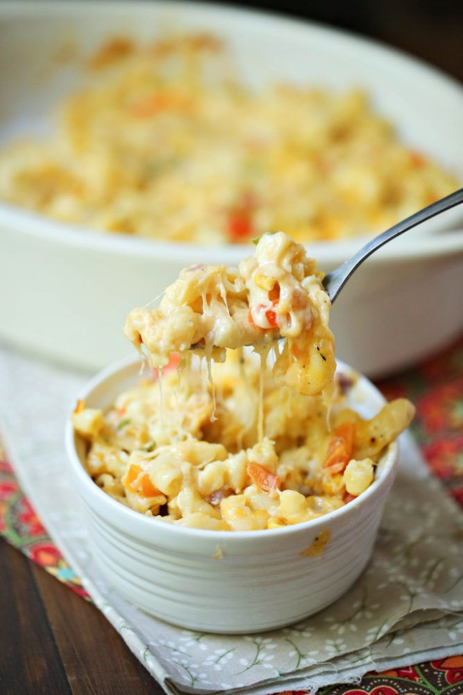 Veggie Loaded Mac N Cheese Weight Watchers 6 Pointsplus Gluten Free